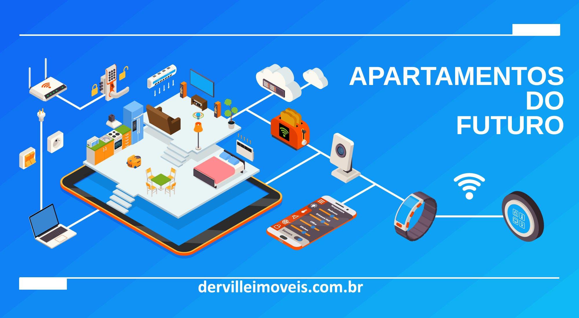 Apartamentos do futuro