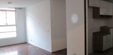 Apartamento no Novo Mundo, 3 quartos (1 suíte)